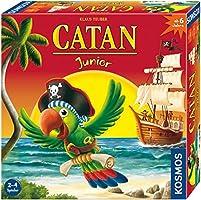 Kosmos 697495 - Catan Junior, Brettspiel, Strategiespiel