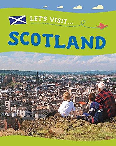 Let's Visit... Scotland [Idioma Inglés]