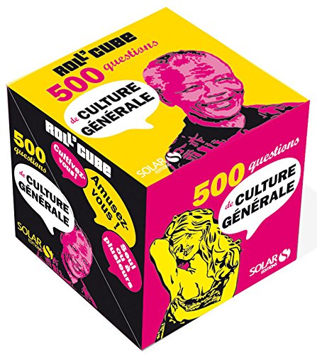 Roll'cube culture générale NLLE ED