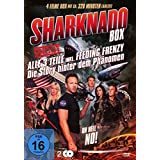Sharknado 1-3 Box-Edition