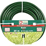 GT SCHLAUCH BASI C 1/2X20M 11005315 by Green Tower