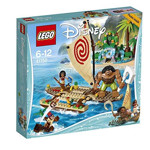Preisvergleich Produktbild LEGO Disney Princess 41150 - Vaiana auf hoher See