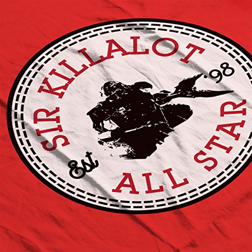 Robot Wars Sir Killalot All Star Converse Men's Vest Red