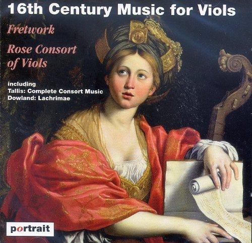 16th Century Music for Viols - 16th Century Portraits