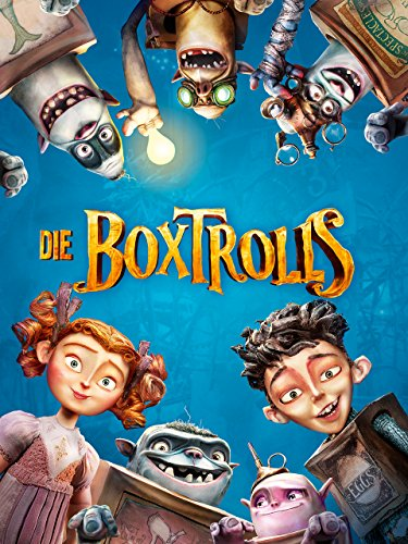 Die Boxtrolls [dt./OV] - Christmas Muppets A