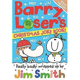 Barry Loser's Christmas Joke Book!