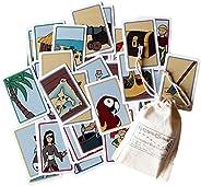Spieltz Klabauterschnack - das Erzähl-Kartenspiel zum Thema Piraten