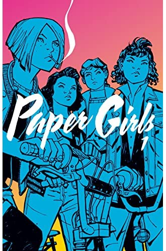 Paper Girls Tomo nº 01