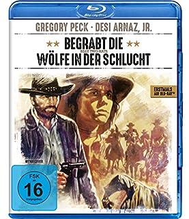 Begrabt die Wölfe in der Schlucht [Blu-ray]