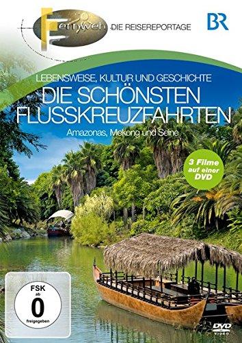 Die schönsten Flusskreuzfahrte [3 DVDs]