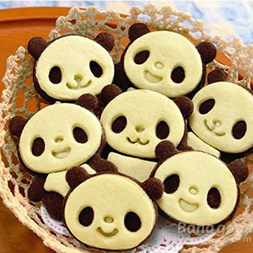 Price comparison product image FREE Shipping [] The Mould Cook Cute Panda Cake Mould Biscuit Fondant Cookie Mould Mold Mould,  and Bake Cute Panda Mould Fondant Cake Cookie Biscuit Mould