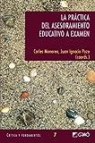 La Práctica Del Asesoramiento Educativo A Examen: 007 (Critica Y Fundamentos)