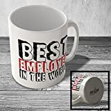 MUG TXT 545 BEST EMPLOYEE IN THE WORLD - Best Reviews Guide