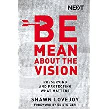 Be Mean About the Vision: Preserving and Protecting What Matters