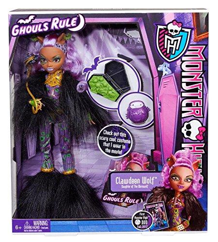 Mattel Monster High(TM) - Kostümparty Clawdeen