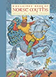 Front cover for the book D'Aulaires' Book of Norse Myths by Ingri D'Aulaire