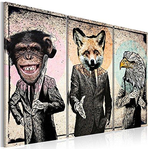 murando - Cuadro en Lienzo 120x80 !!! Cuadro en Lienzo - Impresion en calidad fotografica - Cuadro en lienzo tejido-no tejido ANIMALES 020116-35
