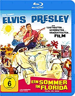 Elvis Presley - Ein Sommer in Florida - Follow That Dream [Blu-ray]