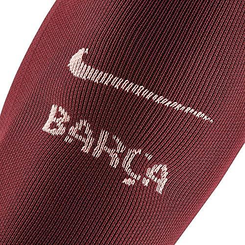 Nike Erwachsene FC Barcelona Stadium 3rd Fußballstutzen, Deep Maroon/Light Atomic Pink, M/EU 38-42