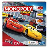 Hasbro Gaming Monopoly Junior Cars