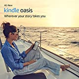 All-New Kindle Oasis E-reader, Waterproof, 7