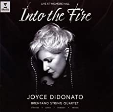 Into the Fire-Live at Wigmore Hall