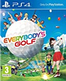 Everybody's Golf PS4...