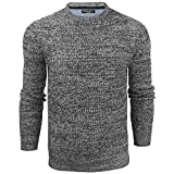 Best Jumpers - Mens Crew Neck Jumper by Brave Soul Long Review