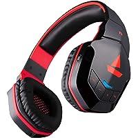 (Renewed) boAt Rockerz 510 Wireless Bluetooth On Ear Headphone with Mic (Black)
