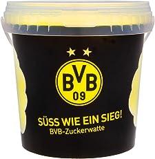Woogie Borussia Dortmund BVB Zuckerwatte im Eimer, 1er Pack (1 x 50g)