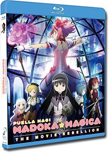 Puella Magi Madoka Magica The Movie Rebellion [Blu-ray]