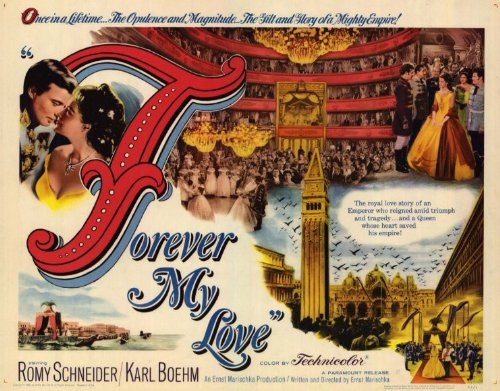 Forever My Love Plakat Movie Poster (11 x 14 Inches - 28cm...