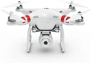 DJI Phantom 2 Vision, Drone Quadricottero, 5.8GHz Remote Controller, Videocamera Incorporata, Inclinazione Singolo Asse