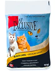 Intersand Cat Exclusive Scoopable Cat Litter, 10 kg