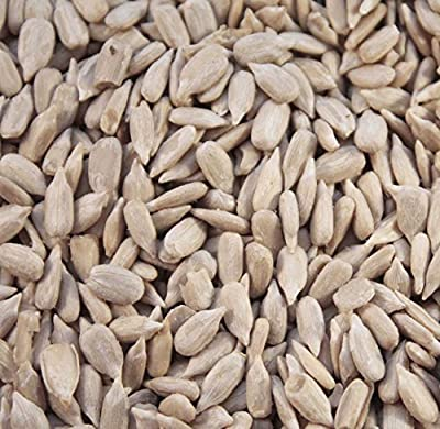 Sunflower Hearts For Wild Birds Feeding - Quality Bakery Grade 10 kg by Pet Supply Uk