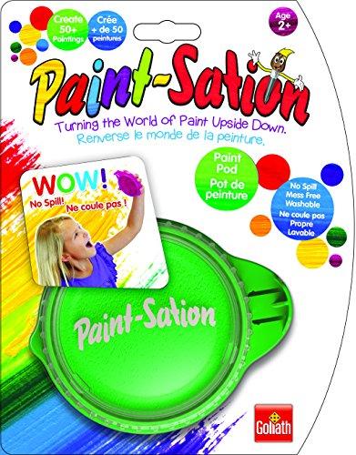GOLIATH  - PAINT SATION Recharge De Peinture - Vert