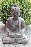 Asien LifeStyle Amitabha Buddha aus Marmor Stein - frostsicher