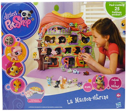Littlest Pet Shop 16754 House mit Windows (Littlest Pet Shop-spielzeug Pferd)