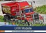 LKW Modelle beim Dampfmodellbautreffen in Bisingen (Tischkalender 2018 DIN A5 quer): Eine Auswahl der schönsten LKW Modelle. (Monatskalender, 14 Seiten ) (CALVENDO Hobbys)