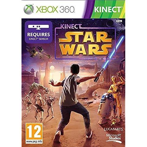 Star Wars (jeu Kinect) [Importación francesa]