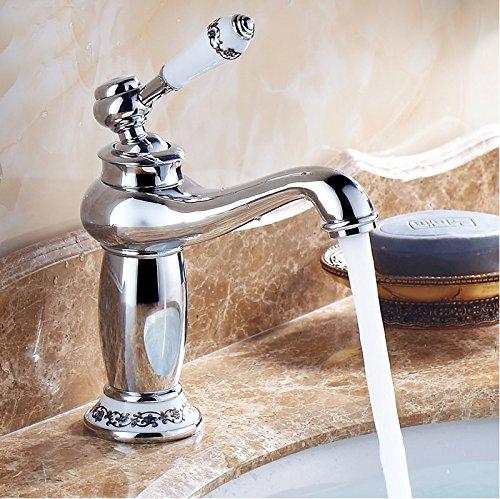 hiendurer-mitigeur-de-lavabo-terminer-un-trou-poignees-simples-salle-de-bain-robinet-devier-chrome