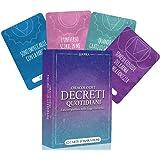 Oracolo dei Decreti Quotidiani. Con 42 Carte e istruzioni