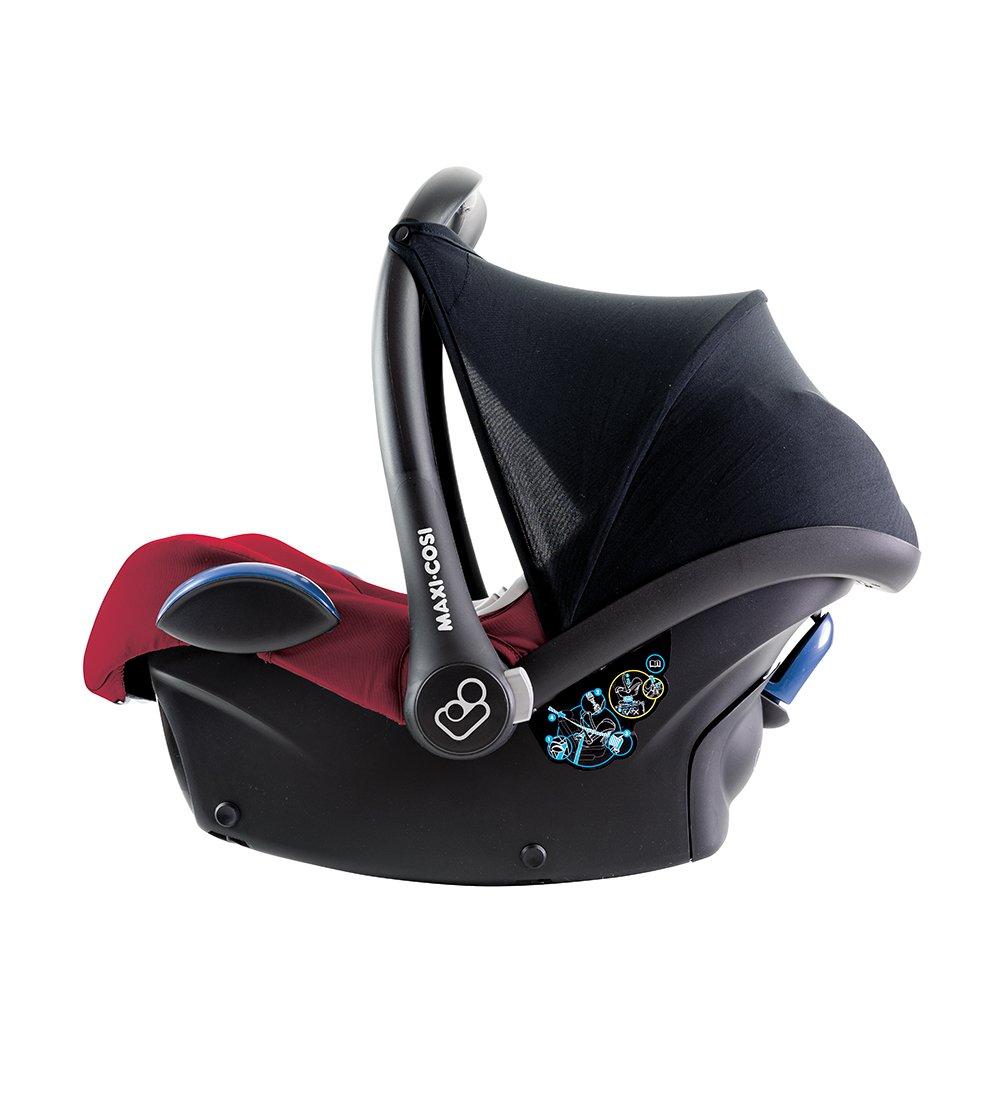 Maxi Cosi Cabriofix Car Seat Group 0+ Maxi Cosi Robin Red Maxi-Cosi Top brand quality from Maxi-Cosi. 8
