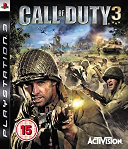 Call of Duty 3 (PS3): Amazon.co.uk: PC & Video Games