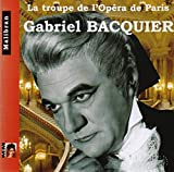La Troupe de l'Opéra de Paris