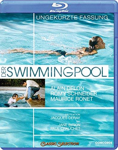 Bild von Der Swimmingpool - Ungekürzte Fassung [Blu-ray]