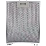 Best Range Hood Filters - Spares2go Universal Cooker Hood Metal Grease Filter Review