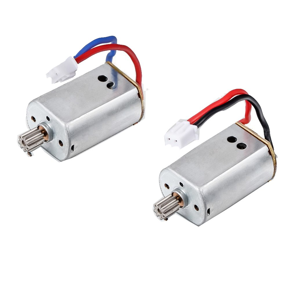 X8w UUMART Upgraded Anti-clockwise and Clockwise Motor Rc Quadcopter Spare Parts for Syma X8c X8g Replacement