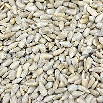 12.5kg Standard Wild Bird Sunflower Hearts Sold By Maltby's Corn Stores (est 1904) by MALTBY'S CORN STORES