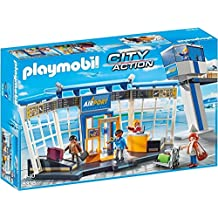 Playmobil - Torre de control y aeropuerto (5338)